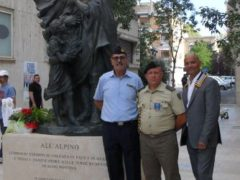 Monumento Alpini - Latina